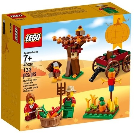 LEGO® Thanksgiving oogst - 40261