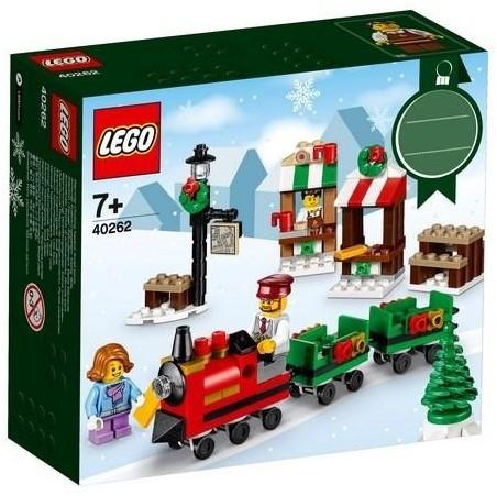LEGO® Kerstmis treinrit - 40262