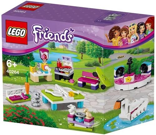 LEGO Friends 'Bouw mijn Heartlake City' accessoire-set - 40264