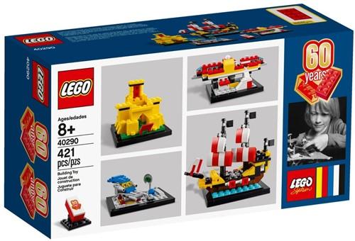 LEGO® 60 Years of the LEGO® Brick - 40290