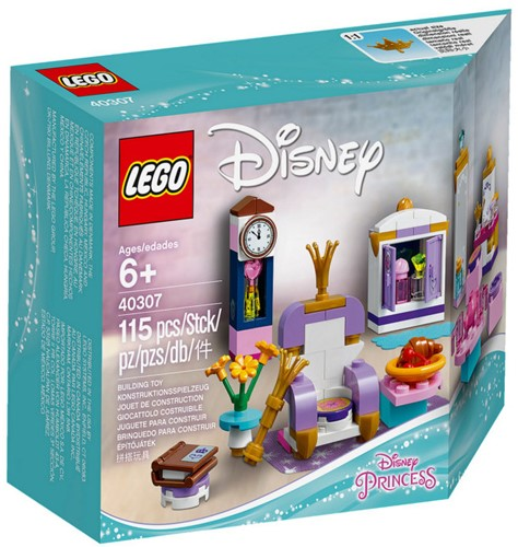 LEGO Disney Princess™ 40307 Kasteelinterieur-set