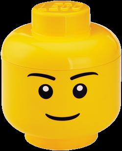 LEGO Storage Head S - Boy - 4031