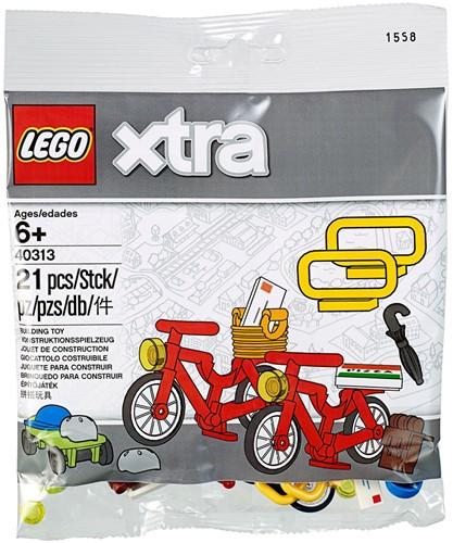 LEGO xtra Fietsen (polybag) - 40313