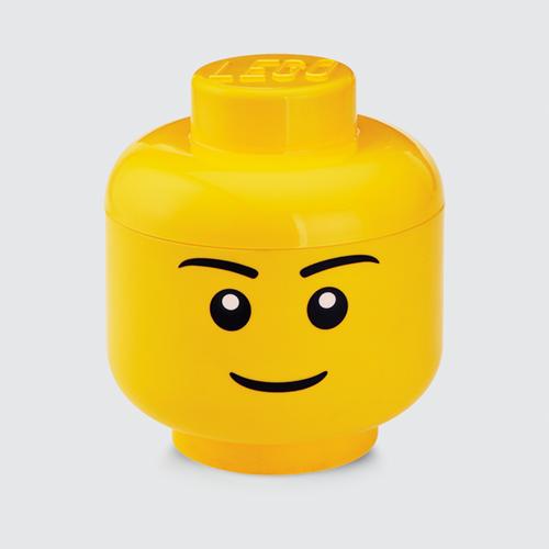 LEGO Storage Head L Boy - 4032