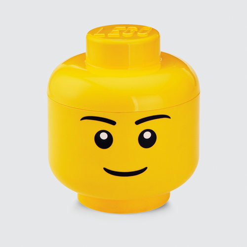 LEGO Storage Head L - Boy - 4032
