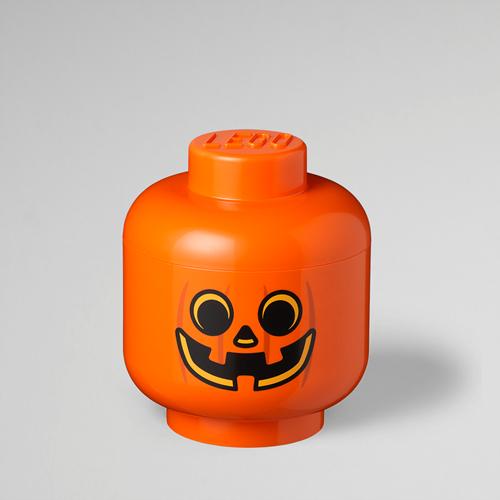 LEGO Storage Head L - Pompoen – 4032