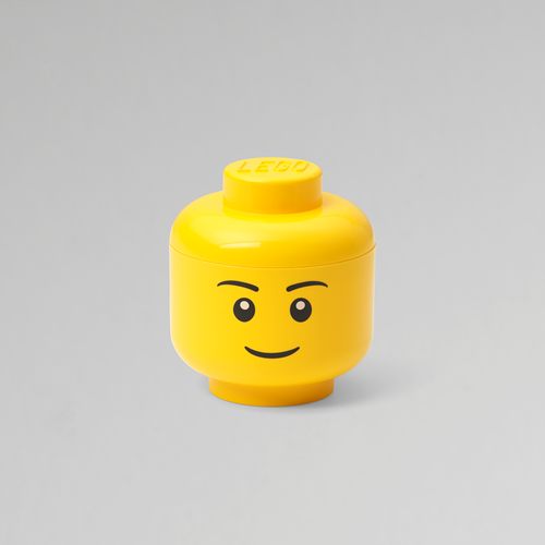 LEGO Storage Head Mini Boy - 4033