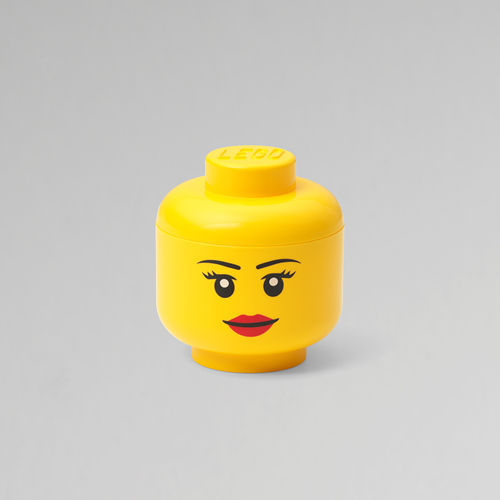 LEGO Storage Head Mini Girl - 4033
