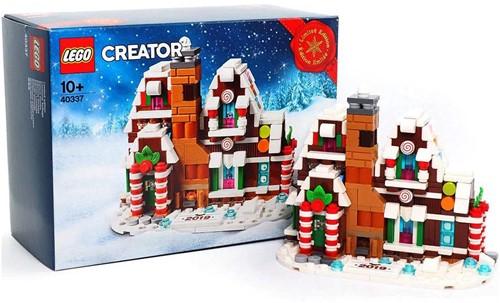 LEGO Creator Mini Gingerbread House - 40337