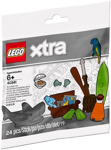 LEGO xtra Zee-accessoires (polybag) - 40341