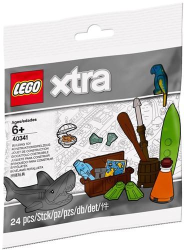 LEGO xtra 40341 Zee-accessoires (polybag)