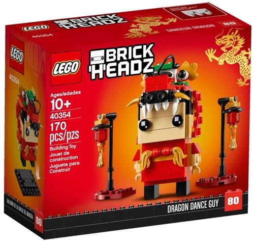 LEGO BrickHeadz™ 40354 Drakendanser