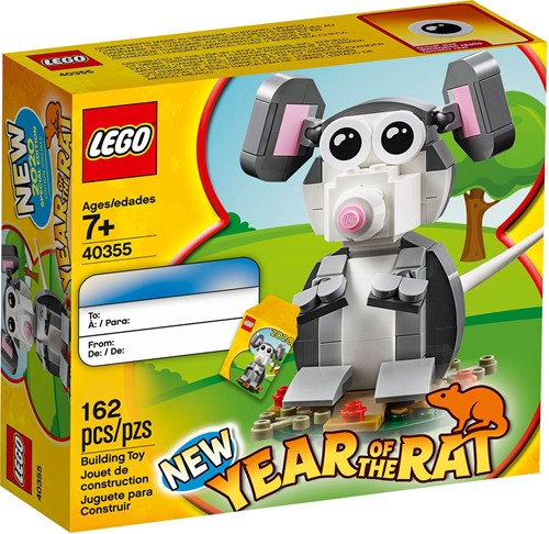 LEGO® Year of the Rat - 40355