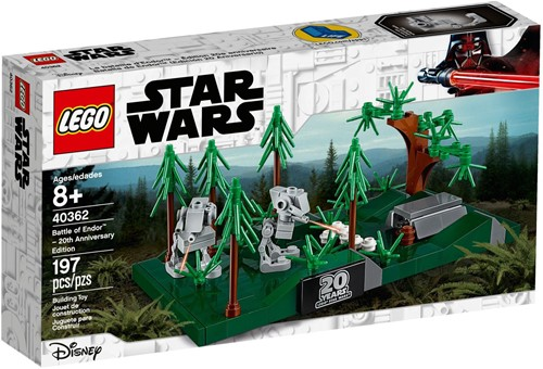 LEGO Star Wars™ Battle of Endor™ - 20th Anniversary Edition - 40362