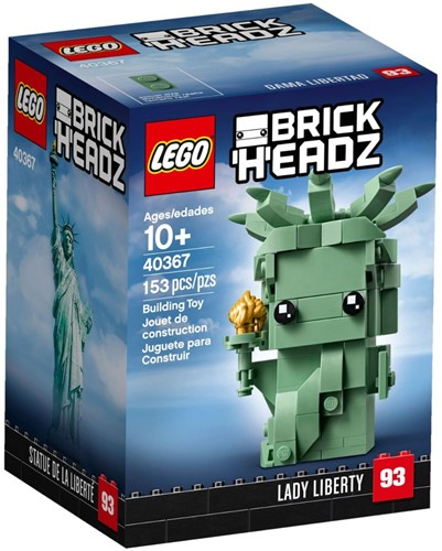 LEGO BrickHeadz™ Lady Liberty - 40367