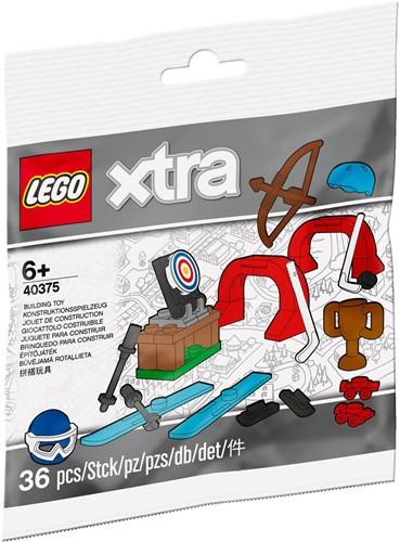 LEGO xtra Sportaccessoires (polybag) - 40375