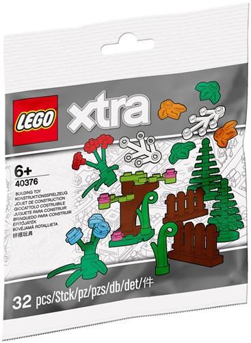 LEGO xtra Botanische accessoires (polybag) - 40376