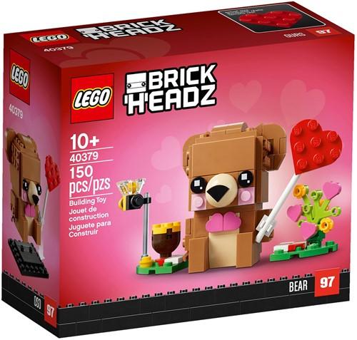 LEGO BrickHeadz™ Valentijnsbeer - 40379