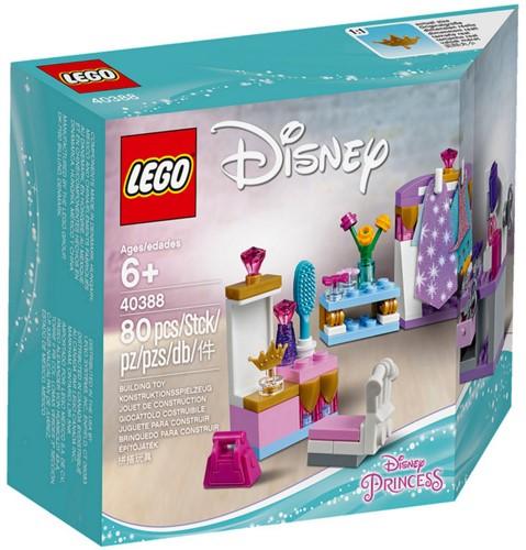 LEGO Disney Princess™ 40388 Aankleed- en verzorgingsset voor minipoppetjes