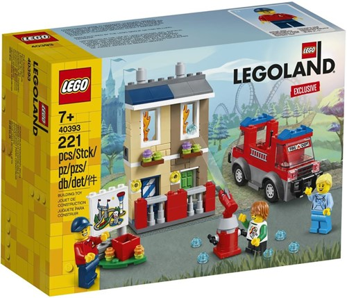 LEGOLAND® Brandweerschool - 40393