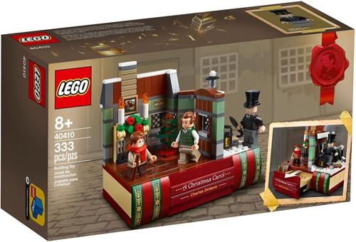 LEGO® Eerbetoon aan Charles Dickens - 40410