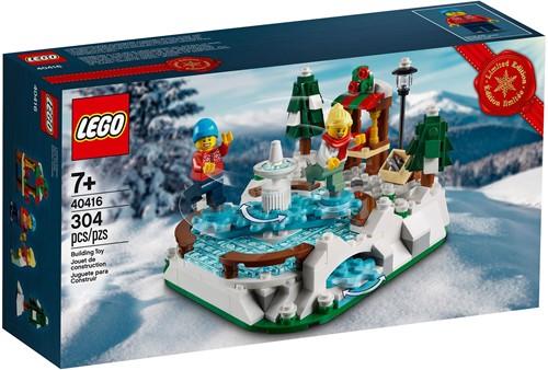 LEGO® IJsbaan - 40416