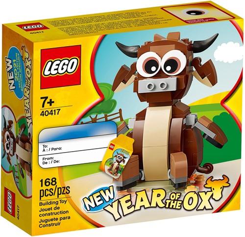 LEGO® Jaar van de Os - 40417