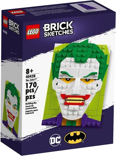 LEGO Brick Sketches™ The Joker™- 40428