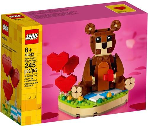LEGO® Bruine valentijnsbeer - 40462