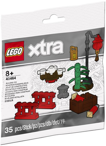 LEGO xtra Chinatown (polybag) - 40464