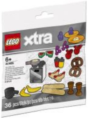 LEGO xtra Eten (polybag) - 40465