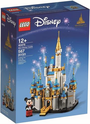 LEGO®   Disney Mini Disney kasteel - 40478
