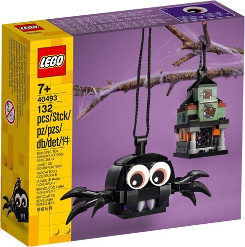 LEGO® Spin en spookhuis pakket - 40493