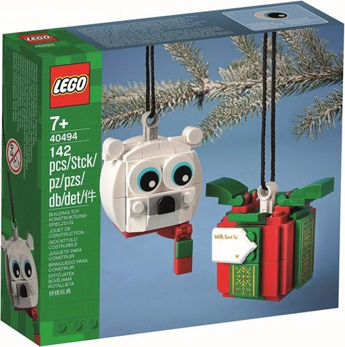 LEGO® IJsbeer en cadeau pakket - 40494