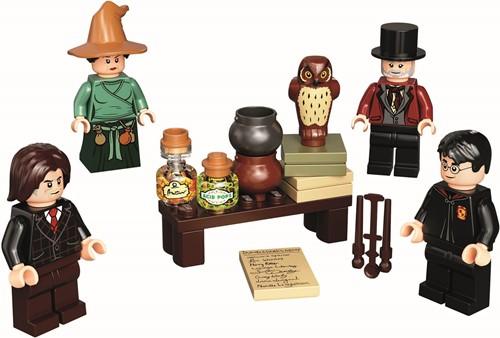 LEGO Harry Potter™ Tovernaarswereld minifiguur accessoireset - 40500