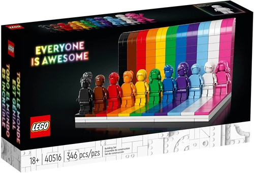 LEGO® Everyone is Awesome - 40516