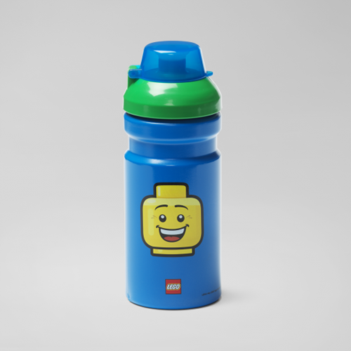 LEGO Drinkfles - Boy - 4056 (blauw/groen)