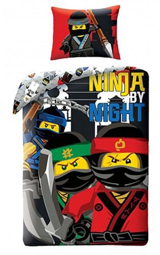 THE LEGO® NINJAGO® MOVIE Dekbedovertrek Ninja by Night