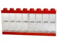 LEGO Minifigure Display Case 16 Rood - 4066