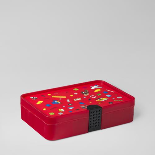 LEGO Iconic Sorteerdoos Rood - 4084
