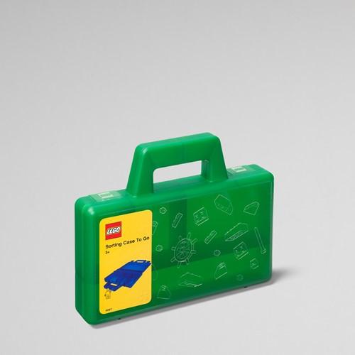 LEGO Sorteerkoffer To Go Groen - 4087