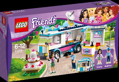 LEGO Friends 41056 Heartlake satellietwagen