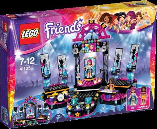 LEGO Friends Popster Podium - 41105