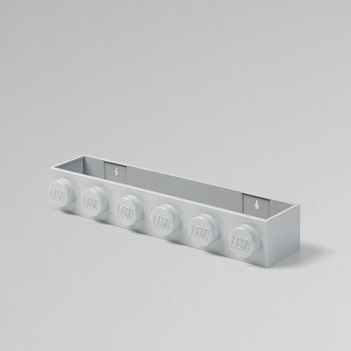 LEGO® Boekenplank - Grijs - 4112