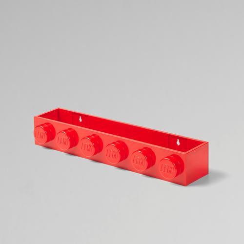 LEGO Boekenplank - Rood - 4112
