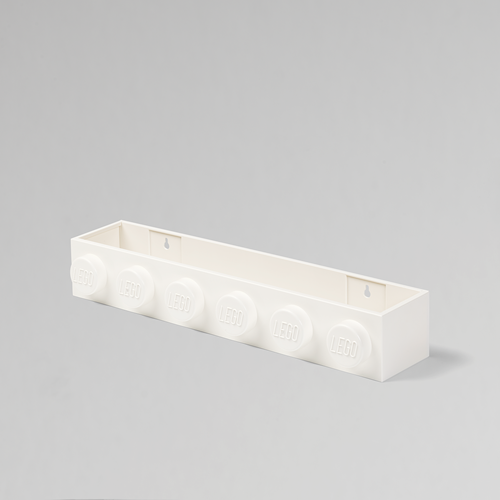 LEGO Boekenplank - Wit - 4112