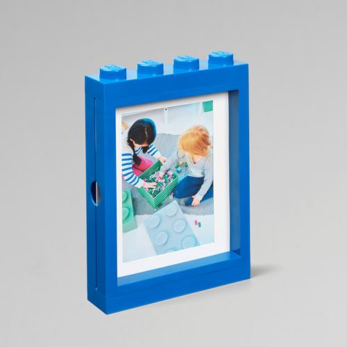 LEGO® fotolijst – blauw - 4113