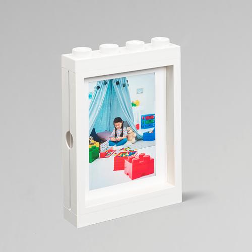 LEGO® fotolijst – wit - 4113