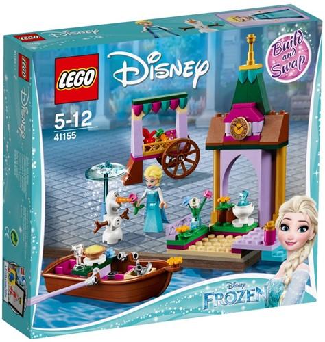 LEGO Disney Frozen 41155 Elsa's marktavontuur