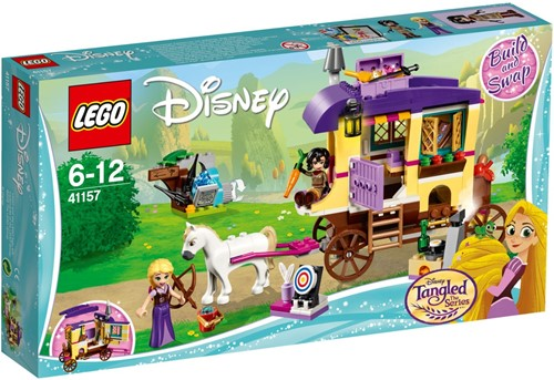 LEGO Disney Princess™ Rapunzel's caravan - 41157